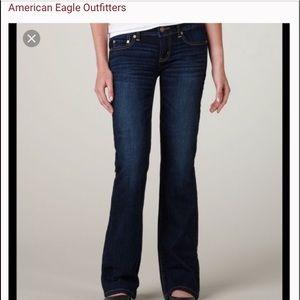 AEO Favorite Boyfriend Jeans 12 short